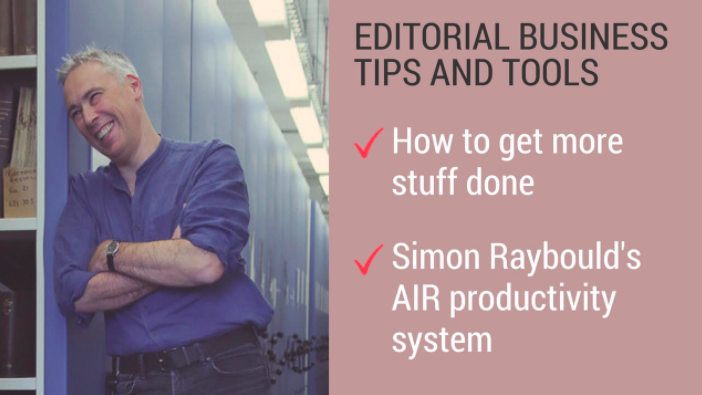 How to get your Mojo Back – Aircast with Dr Simon Raybould