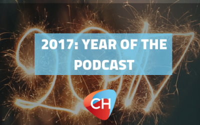 2017: Year of the Podcast