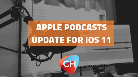 Apple Podcasts update for iOS 11