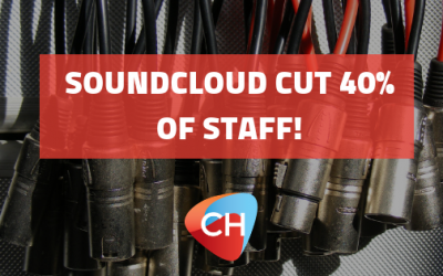 Soundcloud cut 40% of staff!