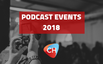 Podcast Events 2018