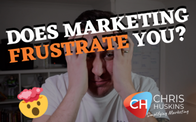 Does Marketing your Small Business Frustrate You | Simplifying Marketing for Small Business 2019