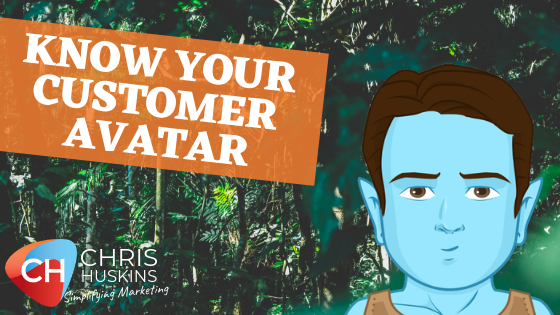 Know Your Customer Avatar | Why knowing your Customer Avatar / Persona is Important for Small Business Marketing| Simplifying Marketing for Small Business 2019