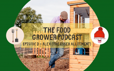 Food Grower Podcast Episode 3