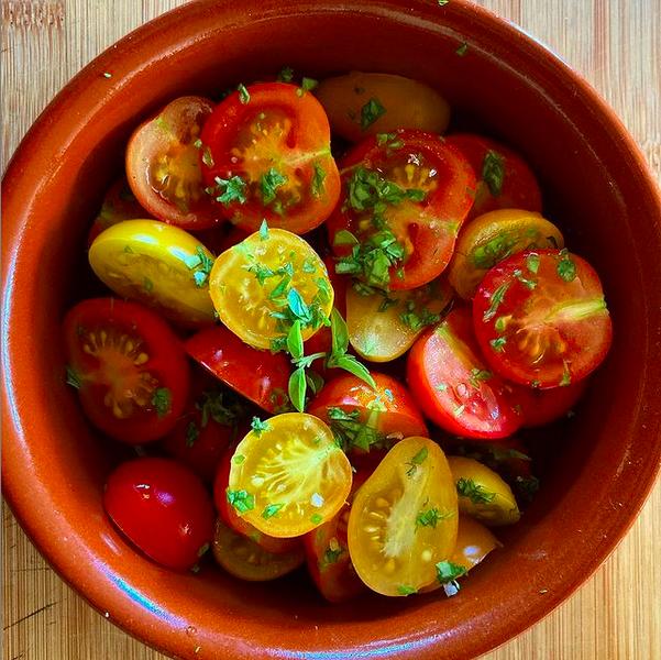 Chris Huskins Tomatoes