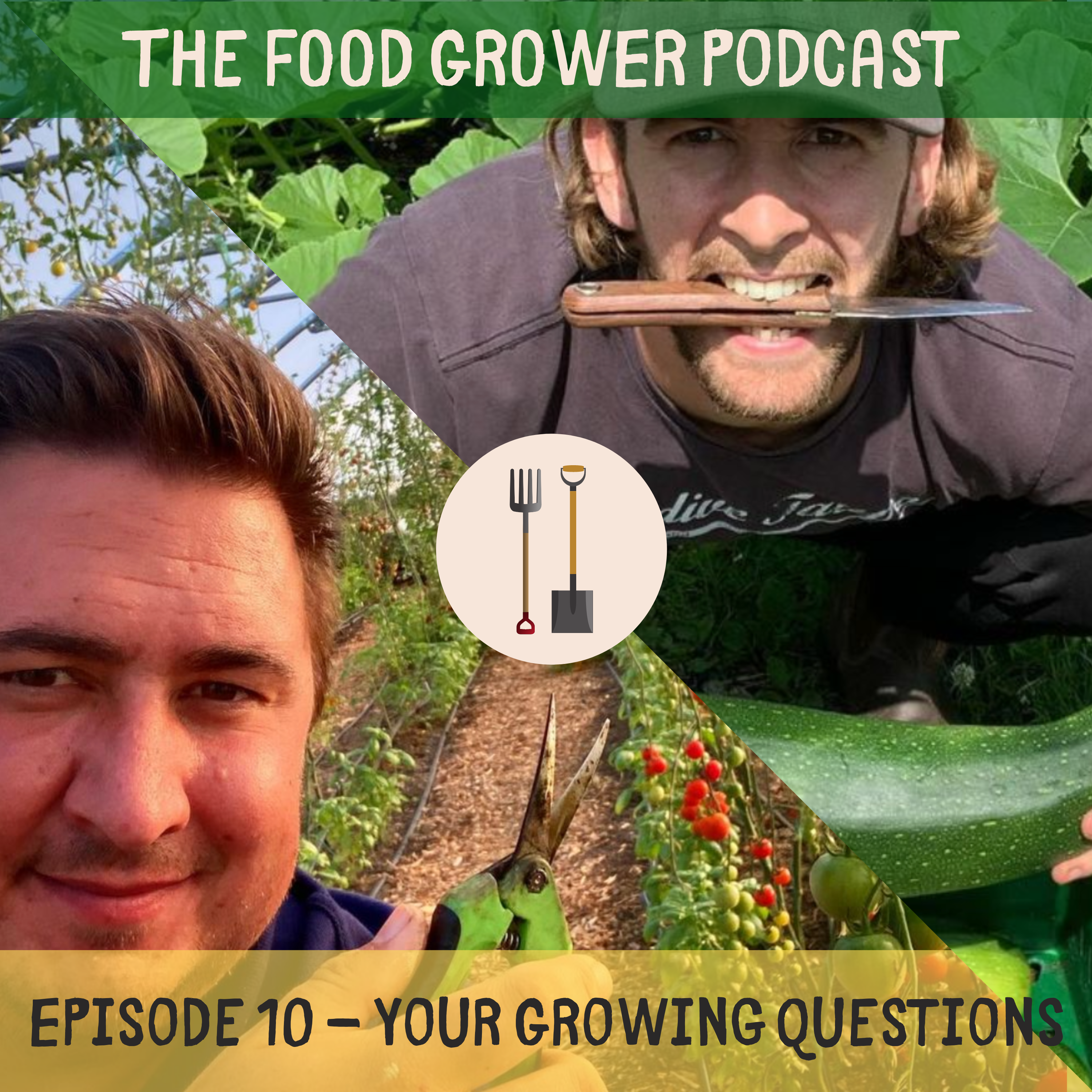 Food Grower Podcast Grower Questions