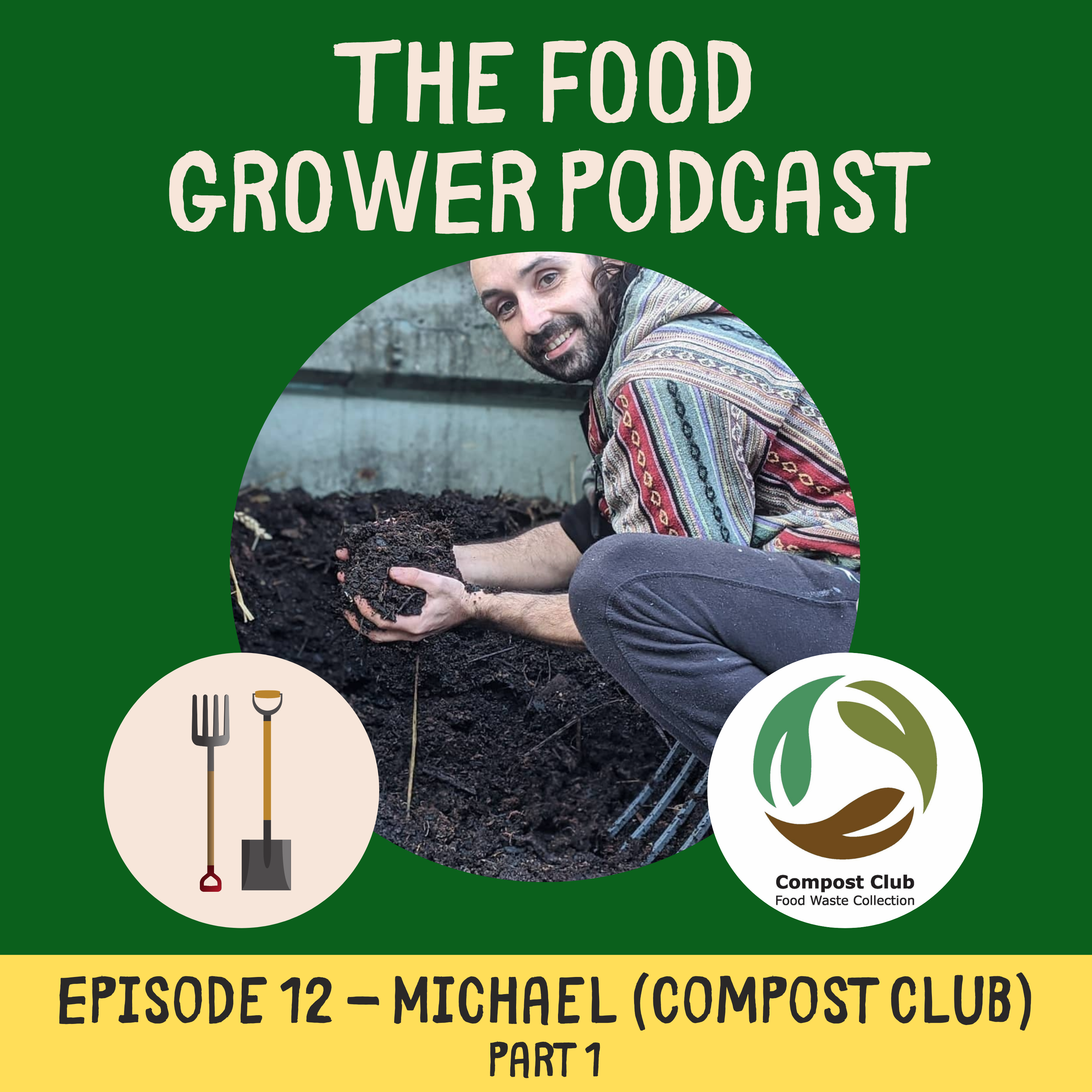 Food Grower Podcast Michael Compost Club